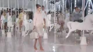 louis vuitton spring 2012 fashion show ft kate moss