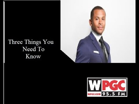 @WPGC 's Top 3 Things You Need to Know w @GuyLambertNews for @acourtroom 's birthday(or Nov 9, 2017)