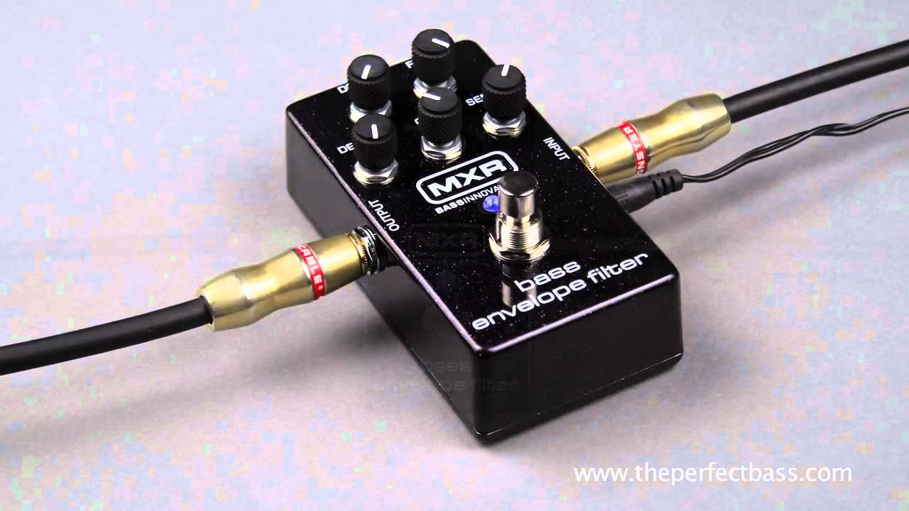 mxr m82 bass envelope filter demo the perfect bass youtube. Black Bedroom Furniture Sets. Home Design Ideas
