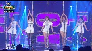 LADIES' CODE - So Wonderful, 레이디스 코드 - 쏘 원더풀, Show Champion 20140219