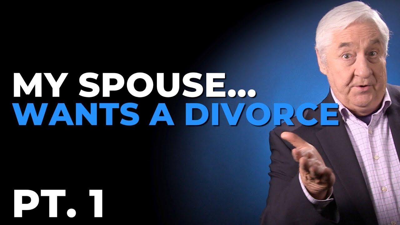 Husband wants divorce wife does not