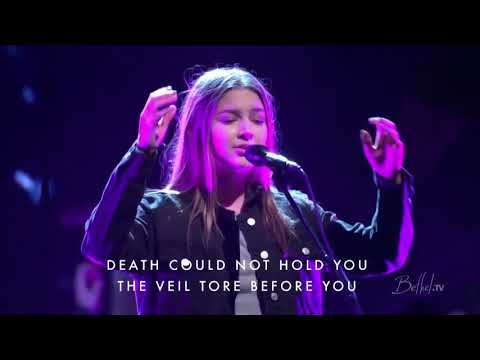 What A Beautiful Name | Josie Buchanan (Bethel Music Kids)