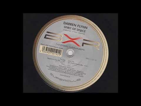 Darren Flynn - Spirit Of Space (Temple Theatre Mix) (2001)
