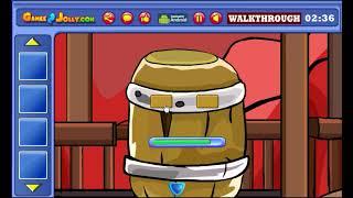 Fantasy Warrior Escape Walkthrough - Games2Jolly