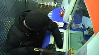 Ограбление банка в Иркутске, 12.02.2015