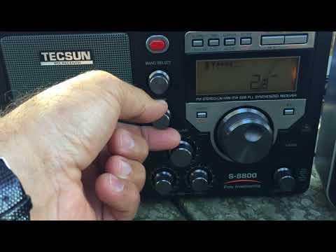 Shootout #6: Tecsun S-8880 vs. Eton Grundig Edition Field BT