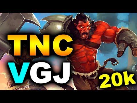 TNC vs VGJ.S - COMEBACK IS REAL! - MDL MAJOR DOTA 2