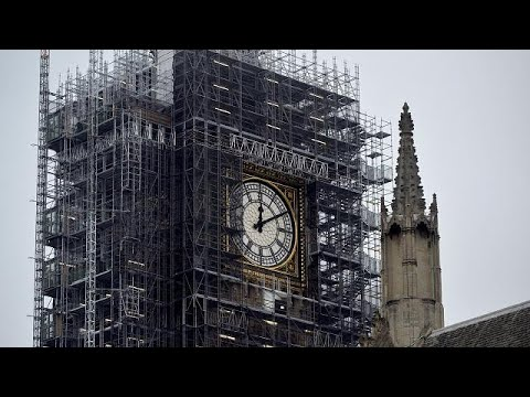 Big Ben chimes again for Christmas and New Year