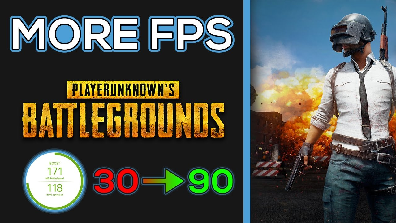 Playerunknown S Battlegrounds Animated Wallpaper: How To Increase FPS In PlayerUnknown's Battlegrounds