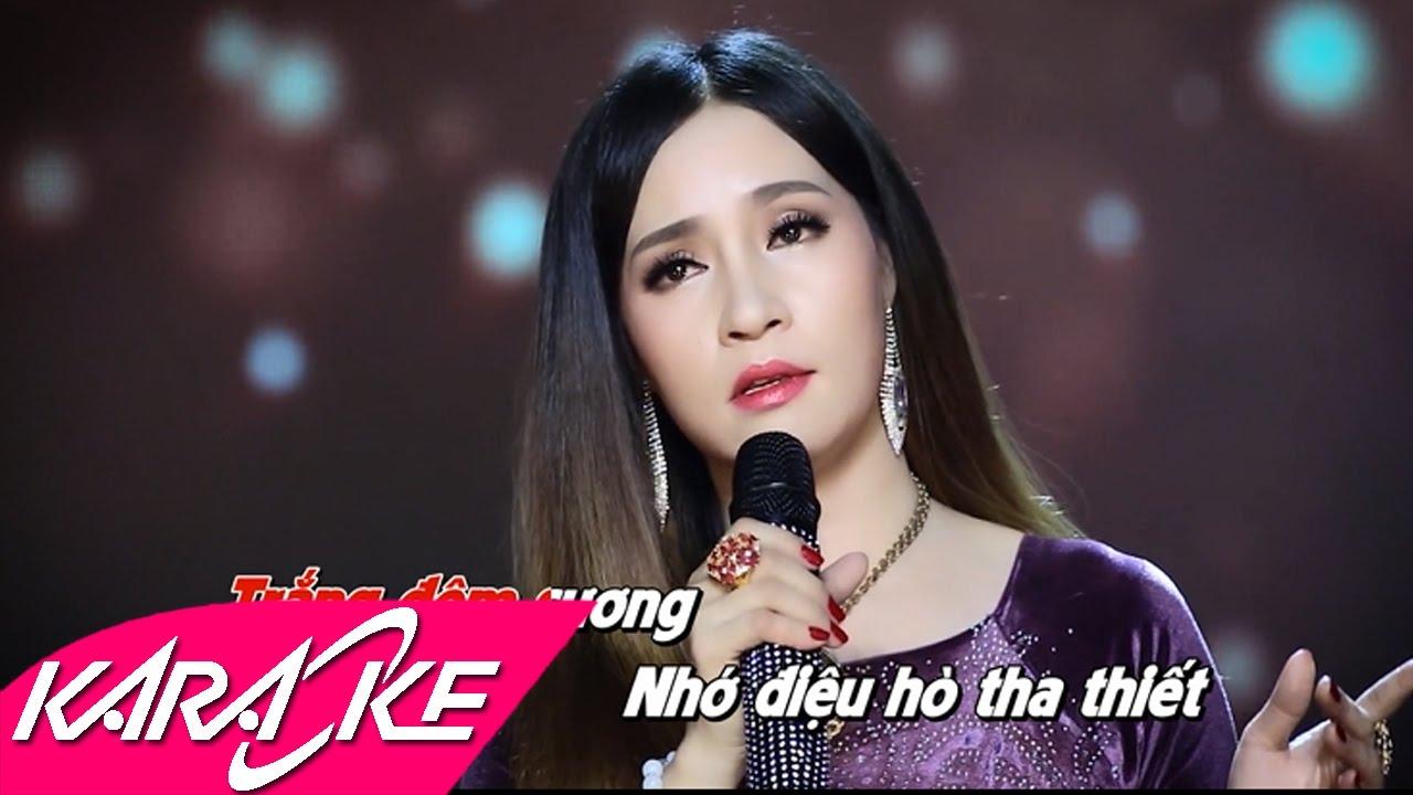 Chuyện Hợp Tan Karaoke - Đào Anh Thư | Bolero Nhạc Vàng Karaoke Beat