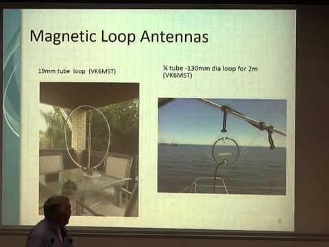 Tuning a Magnetic Loop Antenna using an Arduino-controlled Vacuum