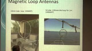 Tuning a Magnetic Loop Antenna using an Arduino-controlled Vacuum Variable Capacitor - Dennis Brown,