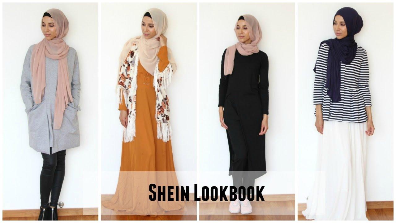 7597592d81cb Shein Lookbook - YouTube