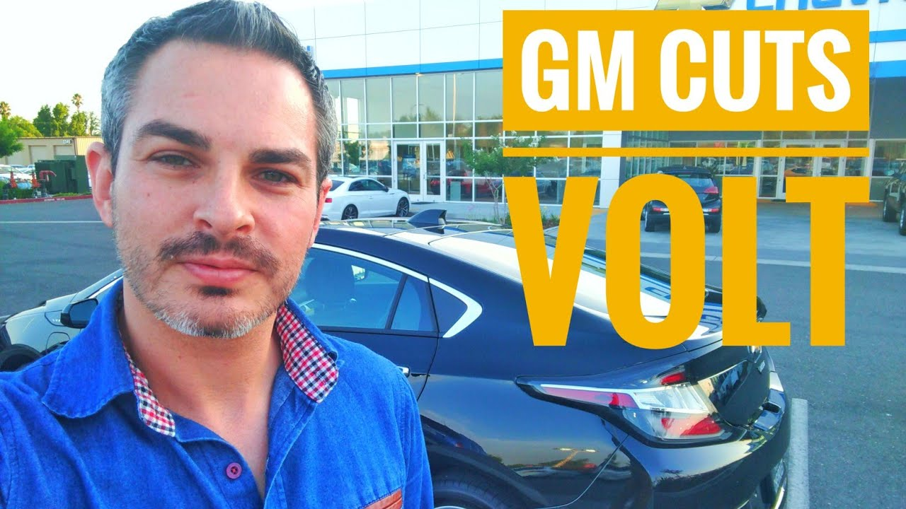Chevy Volt Discontinued As Gm Shuts Down Factories Youtube