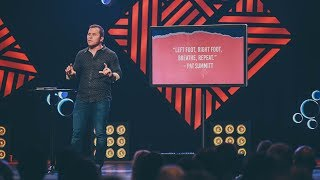 GETTING OVER OVERWHELMED wk. 3 // Kevin Queen // Cross Point Church // Message Only