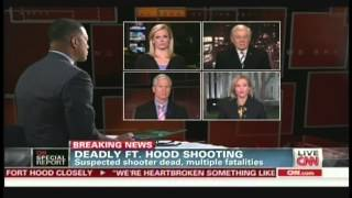 Deadly Fort Hood shooting, Suspected shooter dead, multiple fatalities (April 2, 2014, 9:00 PM CT)