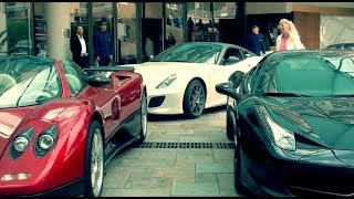 Crazy Days in Monaco and Dubai 2013