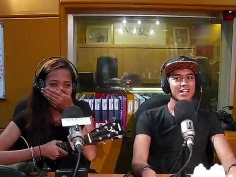 Glam TV: Aliff & Aisyah Aziz Interview with DJs Hafeez Glamour & Dyn Norahim in Malam 2 Mat