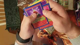 Pukey-mon booster box opening!