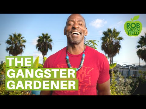 Meet Ron Finley The Gangster Gardener in South Central LA