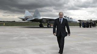 Путин-Русский трейлер(2016)