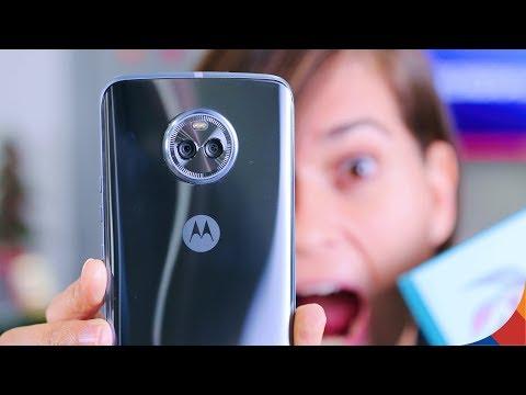 POR FIN LO TENGO!! Motorola Moto X4