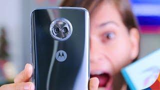POR FIN TENGO ESTE TELÉFONO!! Motorola Moto X4