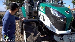 Rolnik znalazł ciągnik Arbos 5115 od Korbanek - tani traktor i niska cena - prezentacja