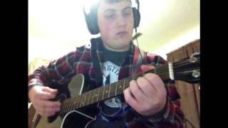 Kutless We Fall Down Guitar Cover
