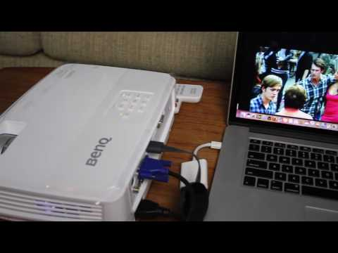 BenQ Projector Blogger Review