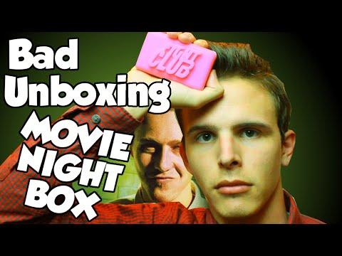 Bad Unboxing - Movie Night Box | FIGHT CLUB