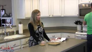 Chocolate Peanut Butter Oatmeal Bars Recipe