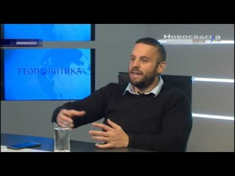 Geopolitika 1  novembar gost Goran Šarić