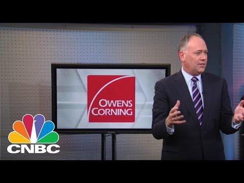 Owens Corning CEO: Core Market Comeback | Mad Money | CNBC