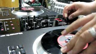 NUMARK NS7 SCRATCH SESSION 2 ( ELEVATED SOUNDS ) DJ INCREDIBLE HOKE