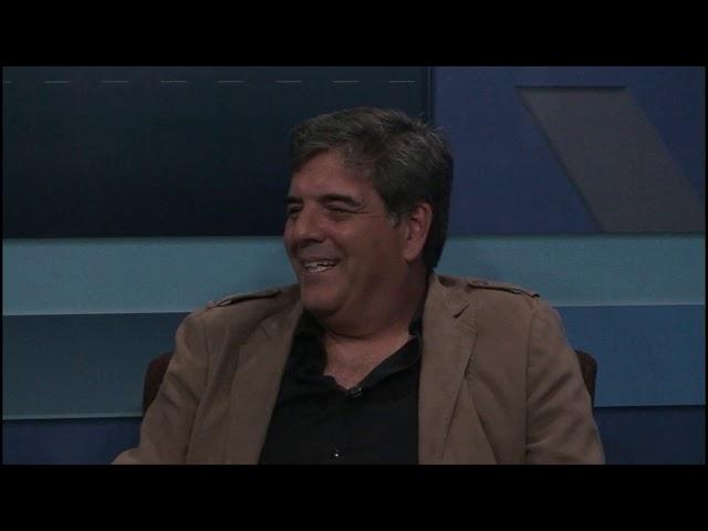 George Machado - Músico no Santiago Entrevista - TV Sete Lagoas