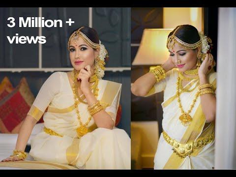 South India Bridal Makeup