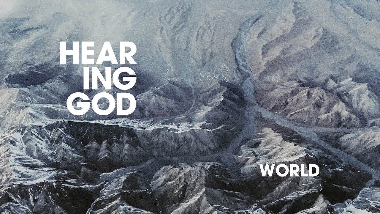 Hearing God | World Cover Image