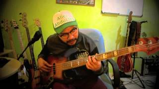 Indonesian Bass Lesson - Theory & Harmony (Chord) Pt2