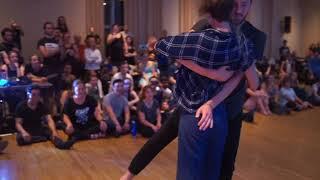 Jakub Jakoubek & Emeline Rochefeuille - WCS Improv - DanceBoston 2019