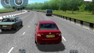 City Car Driving 1.3.3 Skoda Octavia 1.8 TSI Araba Yaması İndir [Oyunmodlari.com]