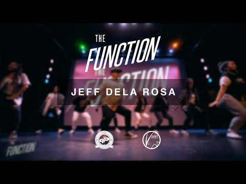 JEFF DELA ROSA | THE FUNCTION RANKED 2018 [OFFICIAL Front Row 4K]