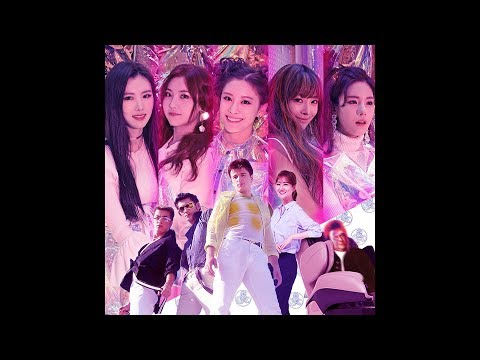 NeonPunch (네온펀치) vs O-Zone – Dragostea Din Tic Toc (feat. 장윤정) (J.E.B Mashup)
