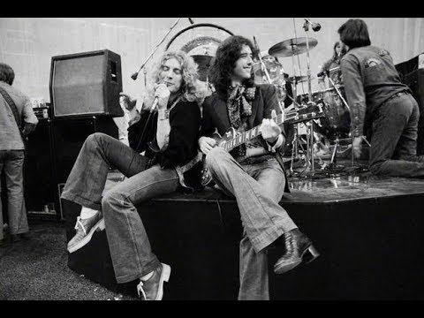 Led Zeppelin - Soundcheck 1973 Awesome RARE