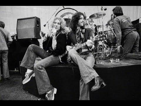 Led Zeppelin - Soundcheck 1973 Awesome RARE