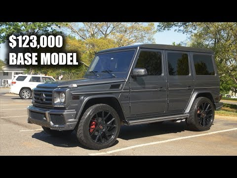 Mercedes G-Wagen Review - A Performer In Disguise.
