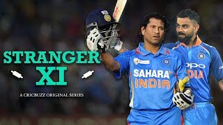 Stranger XI S1E3: Who's the G.O.A.T in ODIs - Tendulkar or Kohli?