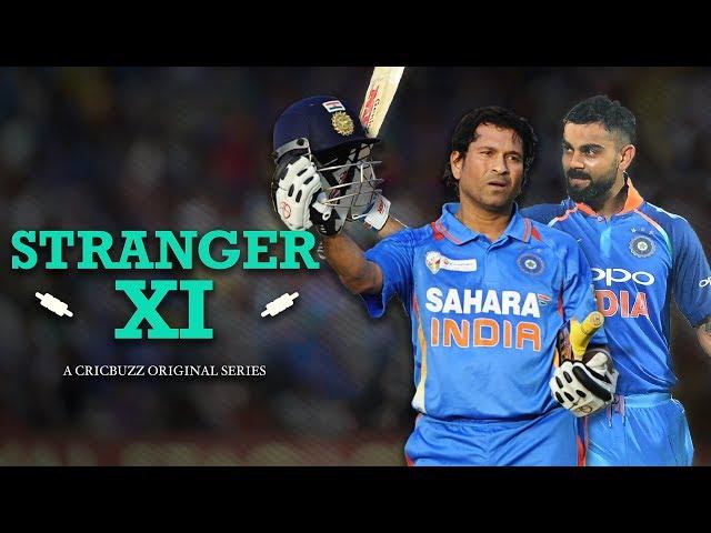 Stranger XI S1E3: Who's the G.O.A.T in ODIs - Tendulkar or Kohli?