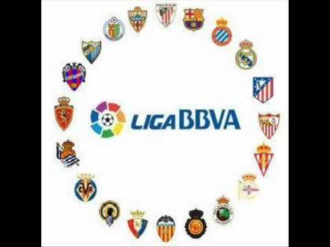 Spanish Liga BBVA Theme Song