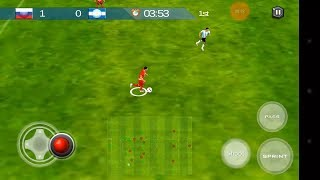 Play Football World Cup Russia 2018 Android Gameplay